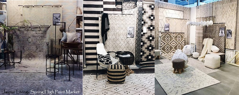 Jaipur Living High Point Market Showroom Spring 2016 Rug Textile Collections